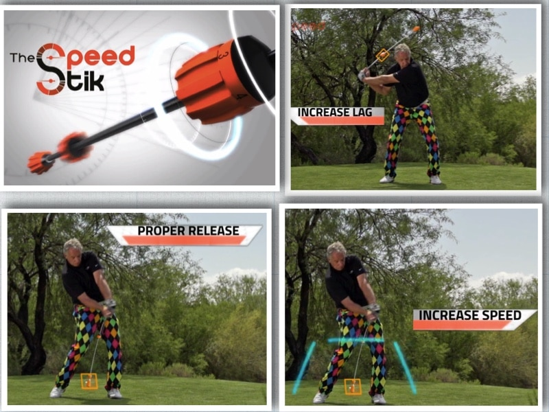 speed stik review golf