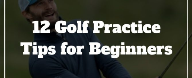 12 beginner golf lessons