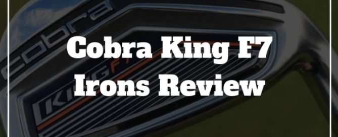 cobra f7 irons review