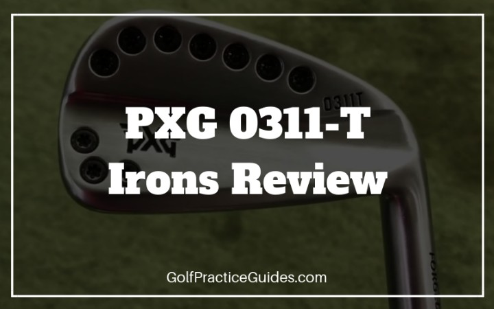 pxg 0311t irons review