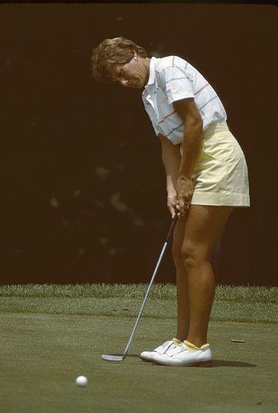 Patty Sheehan golf