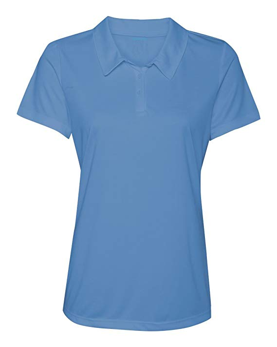 animal den womens dry golf shirt