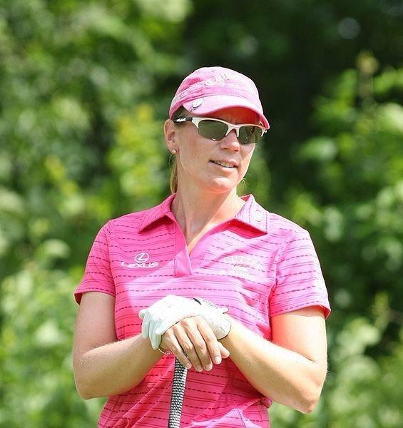 annika sorenstam womens golf