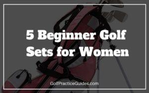 beginner womens golf club sets