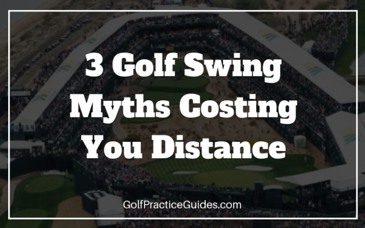 These Golf Swing Myths Are Costing You Distance - Golf