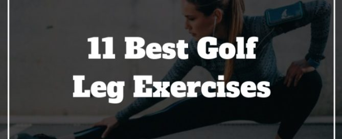leg exercises for golfers