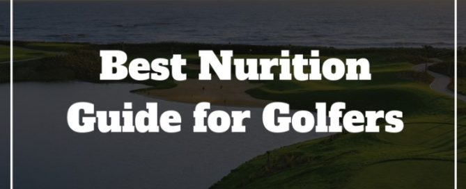 nutrition guide for golfers