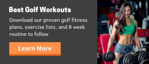 golf workouts