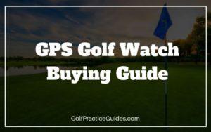 golf watch gps guide