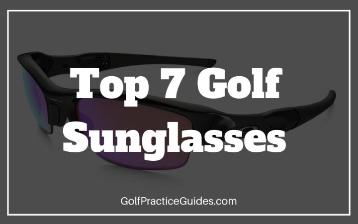 top 7 golf sunglasses