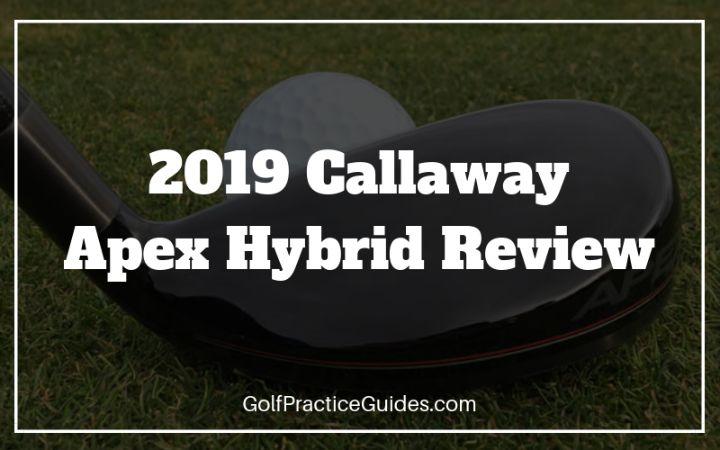 callaway apex 19 hybrid