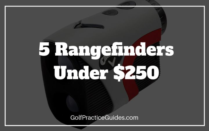 cheap golf rangefinders