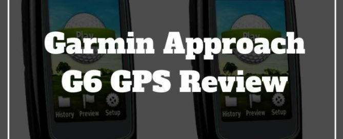 garmin g6 gps handheld review