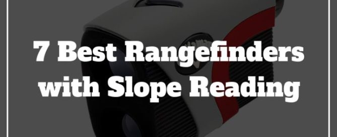 golf rangefinders slope reading review