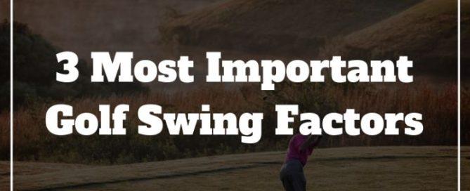 golf swing consistency tips
