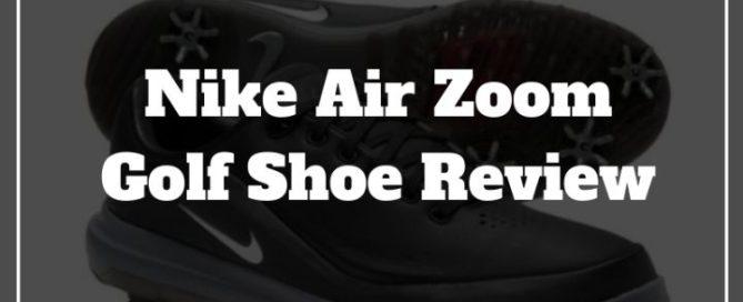 nike golf shoe review