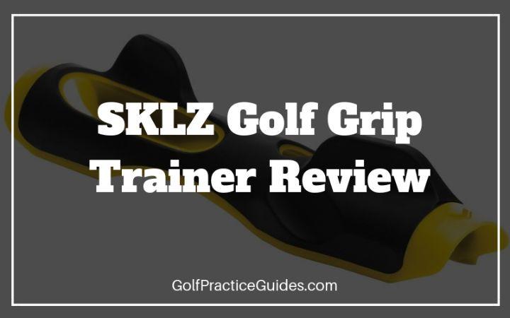 sklz golf grip trainer