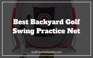 best backyard golf practice net