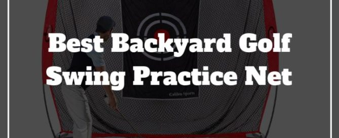 best backyard golf practice net