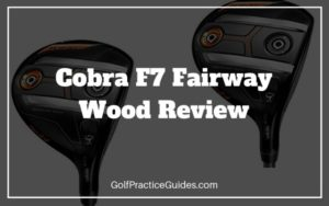 cobra f7 fairway wood review