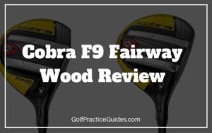 cobra f9 fairway wood