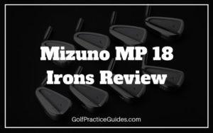 mizuno mp 18 golf irons review