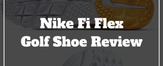 nike fi flex golf shoes review
