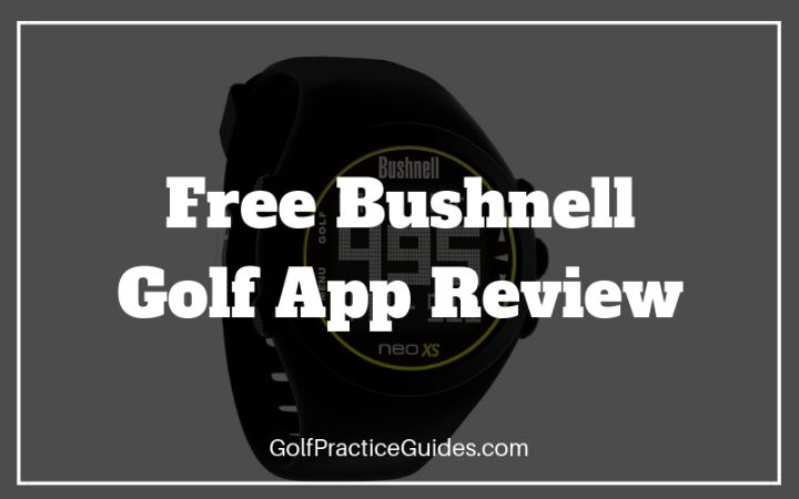 bushnell golf app