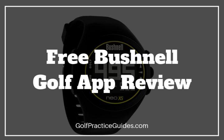 bushnell golf app