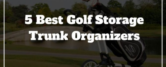 golf trunk review