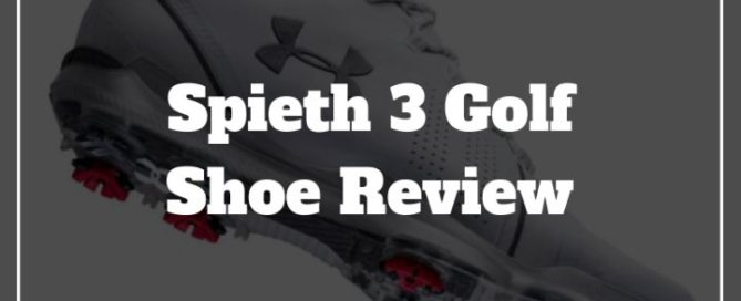 spieth 3 golf shoe review