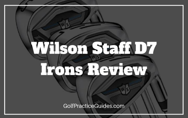 wilson staff d7 irons review