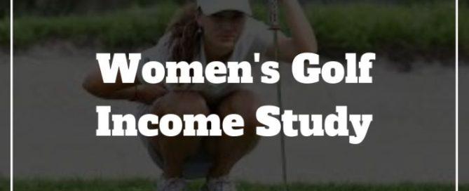 how much money womens golf