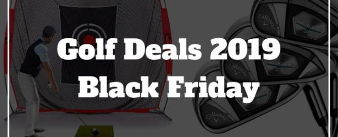 golf deals amazon black friday