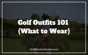 golf outfit tips for beginners