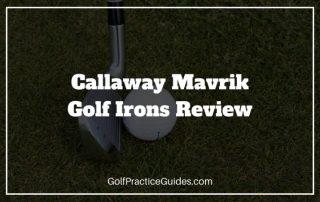 callaway mavrik irons review