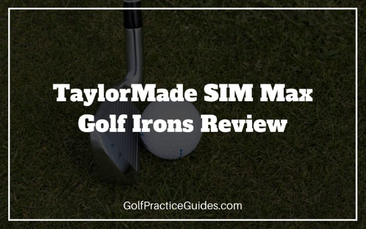 taylormade sim max iron review