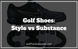 golf shoes style vs substance article