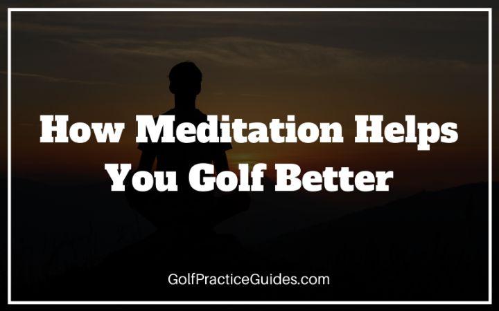 golf meditation