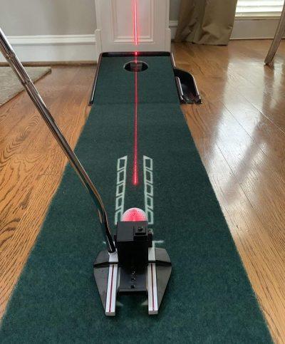 golf putting aid