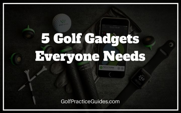 golf technology gadgets