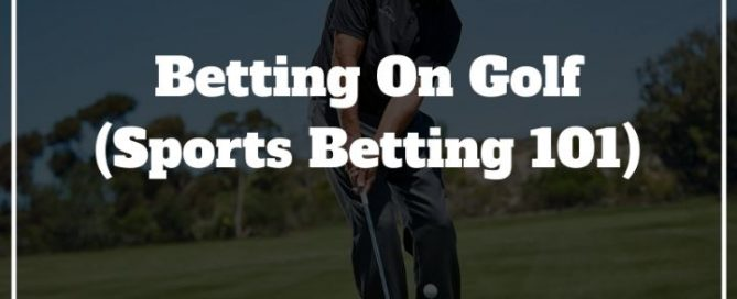 sports betting on golf