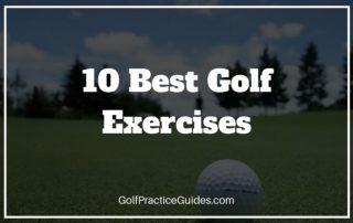 best golf exercises