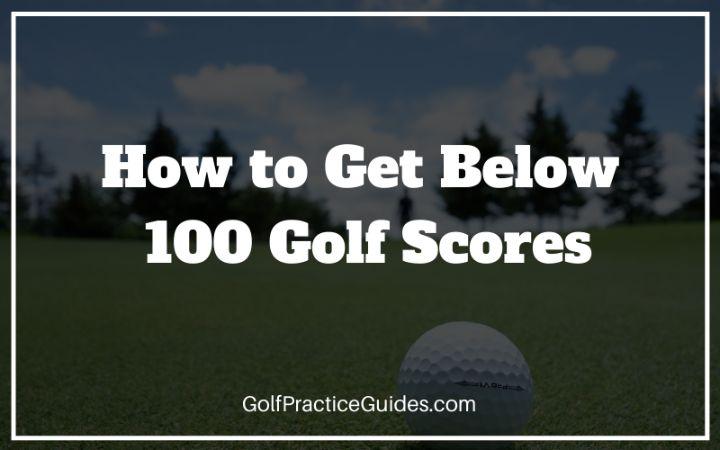 break 100 golf