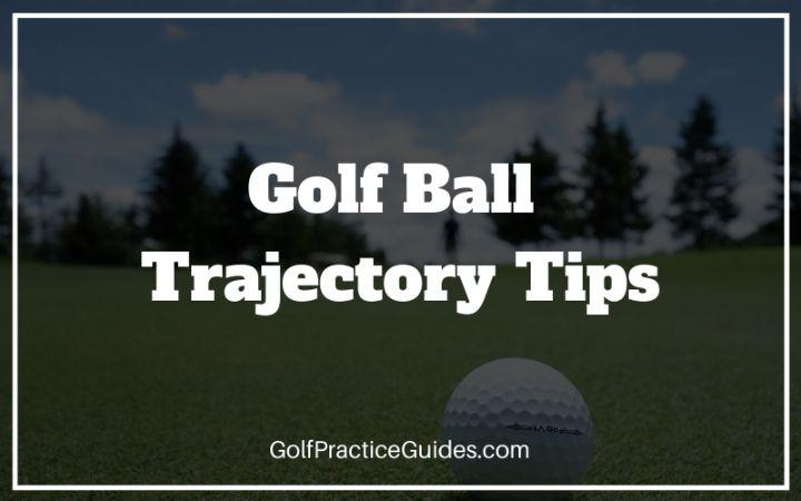 golf ball trajectory
