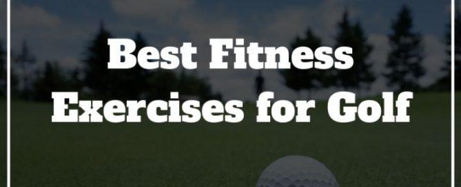 golf exercises