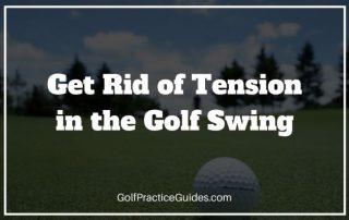 golf swing tension