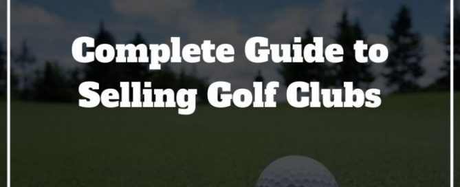 selling golf clubs