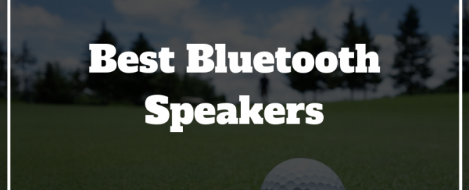 best bluetooth speakers golf