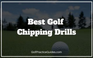 best golf chipping drills